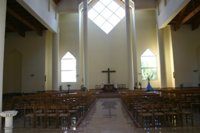 Vista interna chiesa