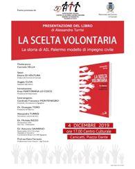Locandina Presentazione del libro - La Scelta Volontaria