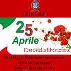 76° Anniversario della Liberazione - 25 Aprile 2021