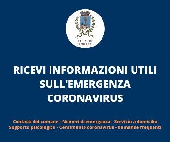 POTENZIATA PAGINA FACEBOOK COMUNE DI CANICATTI'