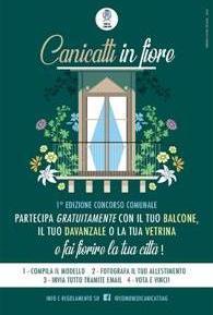 "I^ Edizione ""Canicattì in Fiore"" - Anno 2020"