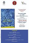 """Presentazione libro """"Affinità negate"""" di Silvano Messina"""