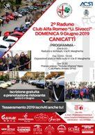 Raduno Alfa Romeo e Raduno Ciclistico  e Raduno Ciclistico - 9 Giugno 2019
