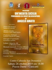 Personaggi ed eventi da riscoprire Un'Inedita Sicilia di Angelo Amato
