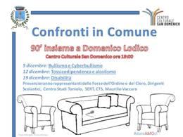 Confronti in Comune - 90 minuti con Domenico Lodico