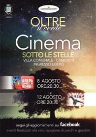 Estate Canicattinese 2019 - Cinema sotto le stelle