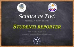 Progetto #ScuolainTV