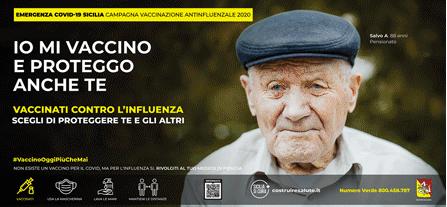 Campagna informativa vaccinazione 2020/2021