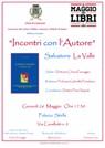 """locandina """"Incontro con l'Autore"""" - Salvatore La Valle """"Sicilia e i Siciliani"""""""