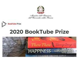 """""""BookTube Prize 2020"""" - Concorso di Idee per le Scuole"""