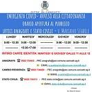 Emergenza Covid: Riapertura uffici demografici di via Mariano Stabile - Orari ricevimento pubblico e riferimento contatti