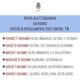 Calendario Servizio Street Control PM (94.84 KB)