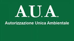 Note Informative - Autorizzazione Unica ambientale (AUA)