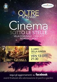 Cinema Sotto Le Stelle - Villa Comunale