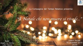 A Natale chi non muore si rivede...