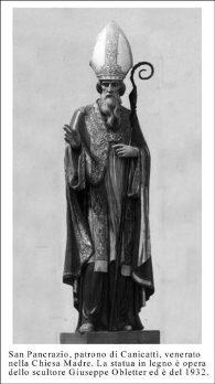 San Pancrazio Patrono di Canicattì