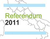 Referendum Popolari del 12 e 13 giugno 2011