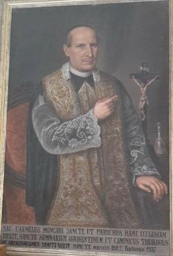 Mons. Moncada Carmelo