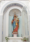 statua B.M.V. della Catena