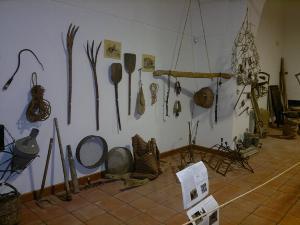 Foto raffiguranti la terza sala