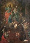 Cristo concede l'Indulgenza