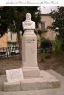 Statua in onore di Antonino Sciascia
