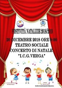 Spettacolo Natalizio I.C. Verga