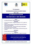 I DIRITTI UMANI in Europa e nel mondo