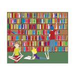 immagini bambini che leggono