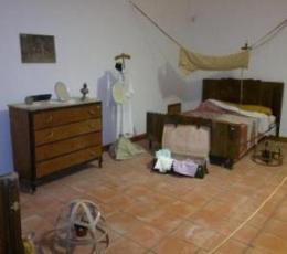 Foto raffiguranti la seconda sala