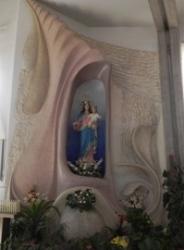 Altare Maria Ausiliatrice