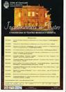 Incontriamoci a Teatro - II Rassegna di Teatro Musica e Variet�