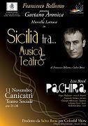 """""""Sicilia tra .... Musica e Teatro"""""""