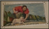 Gesù e la pecorella smarrita