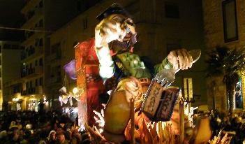 XIV° Edizione Carnevale Canicattinese