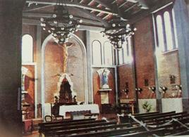 Chiesa Madonna della Rocca oggi