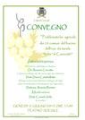 locandina Convegno Problematiche agricole dei 24 comuni del bacino dell'uva da tavola Italia di Canicattì