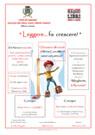 locandina Leggere... fa crescere! 2013