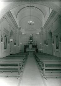 Chiesa Madonna della rocca ieri