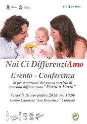 Conferenza Noi Ci DifferenziAmo