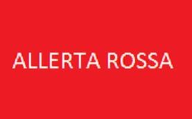 """Ordinanza Sindacale n. 212 del 02/11/2018 """"Avverse condizioni meteo di allarme - ALLERTA ROSSA"""""""